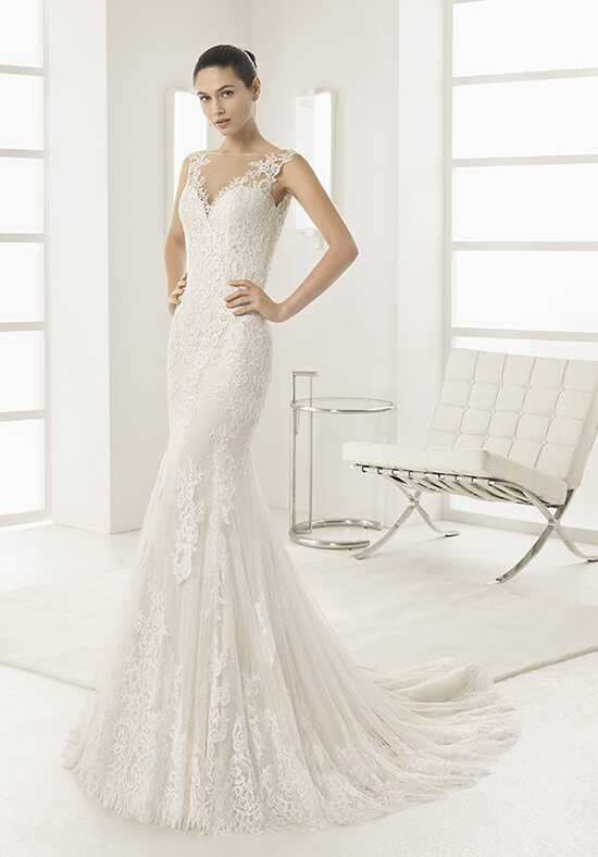 Rosa Clará Obsesion Wedding Dress photo