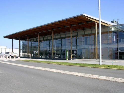 Car Hire Limoges Bellegarde Airport
