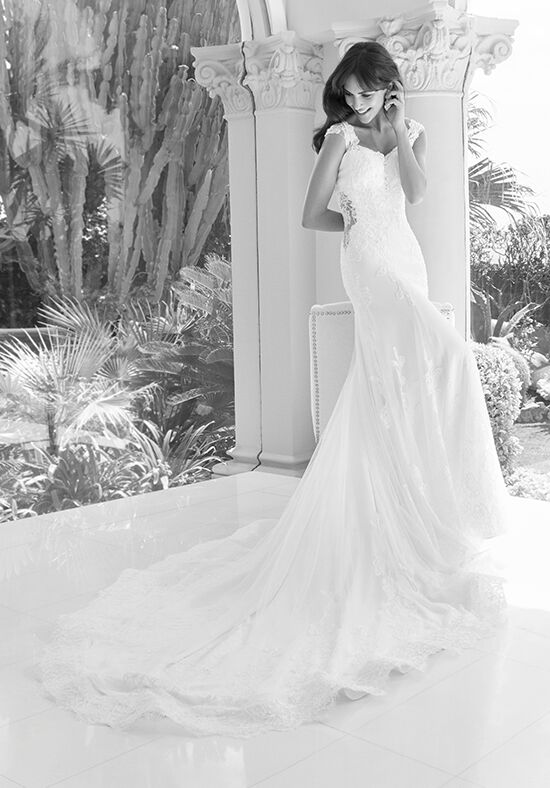 Alessandra Rinaudo Collection LINETTE AR 2018 Mermaid Wedding Dress