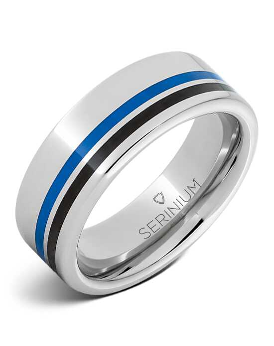 Serinium® Collection Standing Together — Serinium® Ring-RMSA006093 Serinium® Wedding Ring