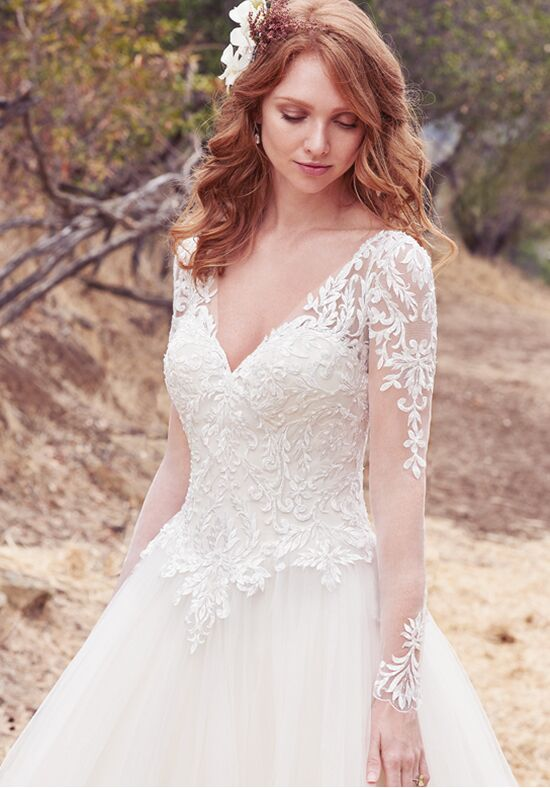 Maggie Sottero Berkley Ball Gown Wedding Dress