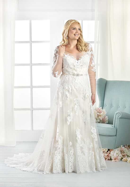 Unforgettable by Bonny Bridal 1805 A-Line Wedding Dress