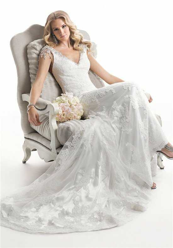 Maggie Sottero Cynthia Sheath Wedding Dress