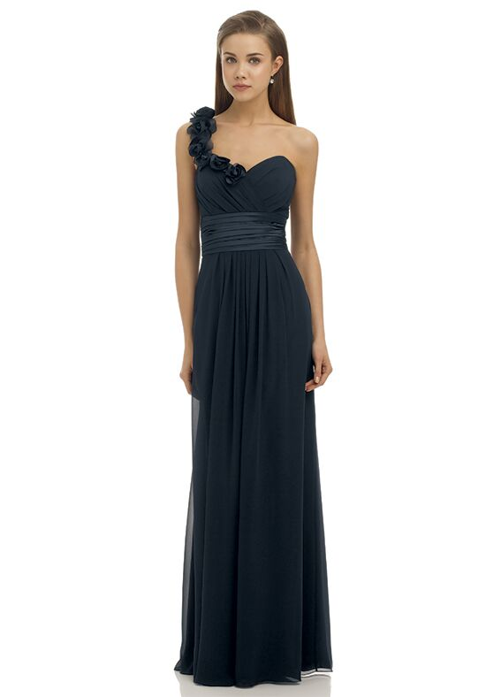 Bill Levkoff 334 One Shoulder Bridesmaid Dress
