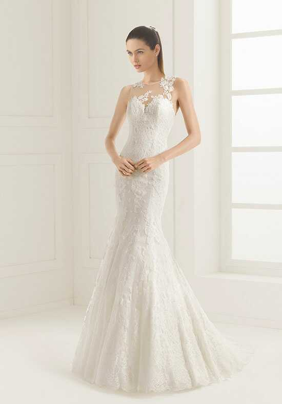 Two by Rosa Clará EZEQUIEL Mermaid Wedding Dress