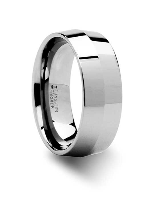 Mens Tungsten Wedding Bands W230-KEC Tungsten Wedding Ring