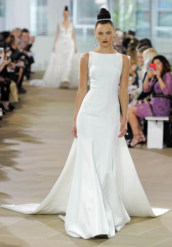 Ines Di Santo Promise Sheath Wedding Dress