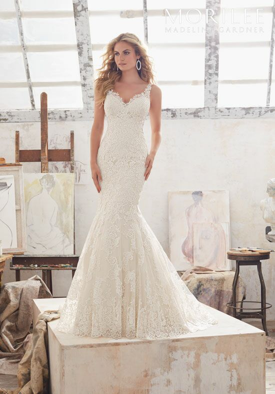 Morilee by Madeline Gardner Marceline/8115 Ball Gown Wedding Dress