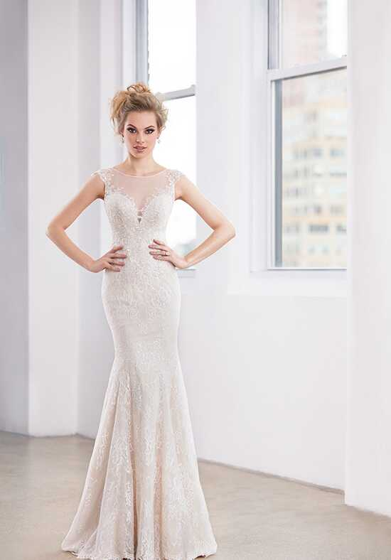 Madison James MJ370 Sheath Wedding Dress