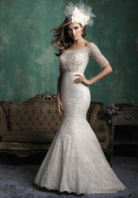Allure Couture C341 Mermaid Wedding Dress
