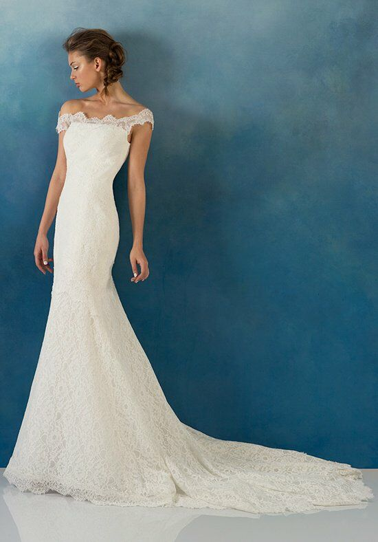 Alyne by Rita Vinieris Juliet Sheath Wedding Dress