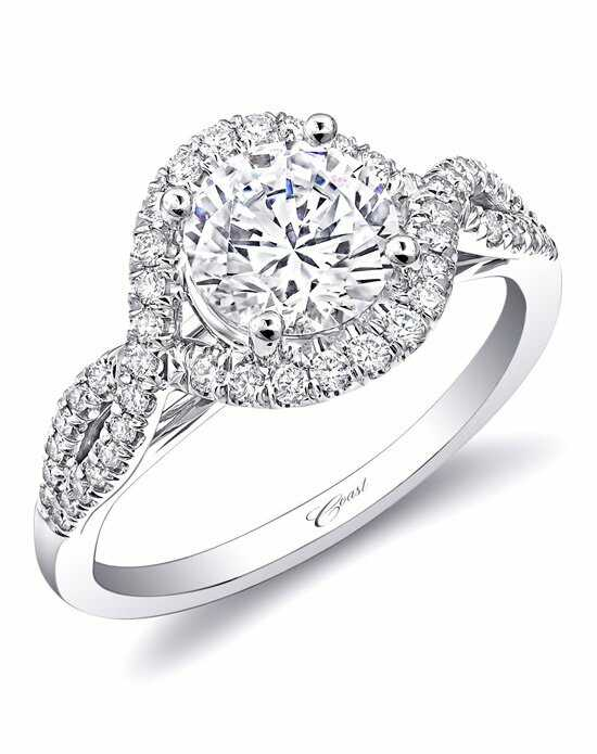 Coast Diamond Charisma Collection - LC5449 Engagement Ring photo