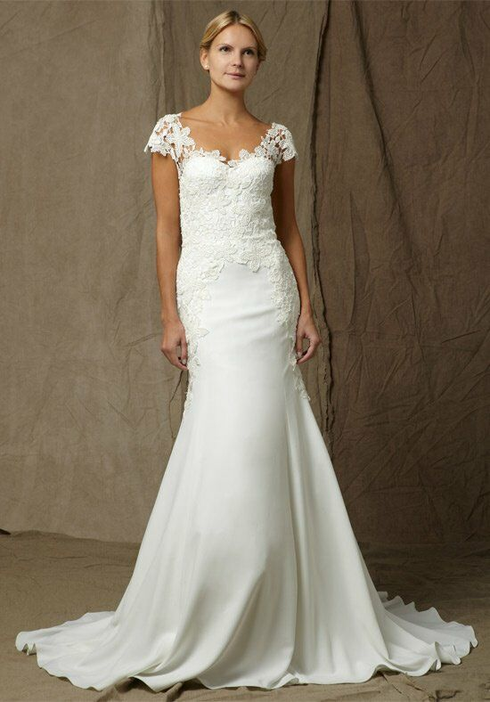 Lela Rose The Farm Mermaid Wedding Dress