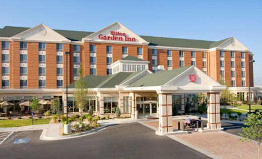 Hilton Garden Inn Bridgewater Picture Of