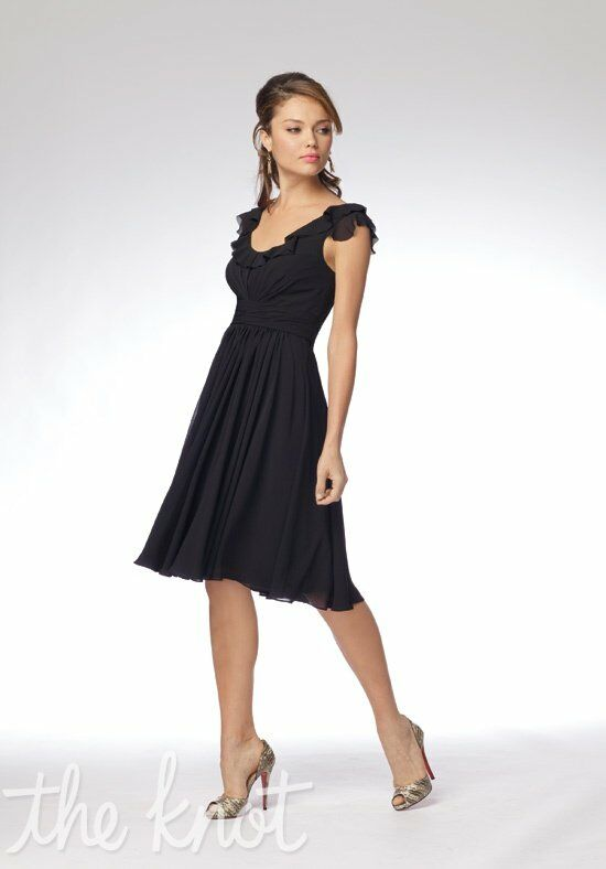 Wtoo Maids 916 Scoop Bridesmaid Dress
