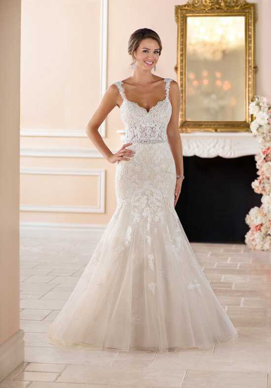 Stella York 6378 Mermaid Wedding Dress