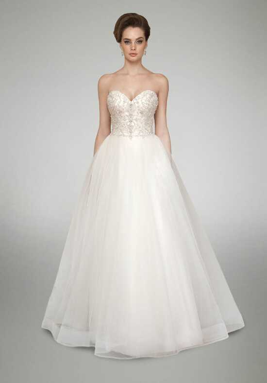 Matty by Matthew Christopher Zoe Ball Gown Wedding Dress