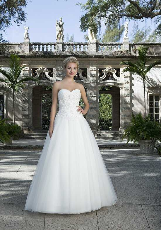 Sincerity Bridal 3901 Ball Gown Wedding Dress
