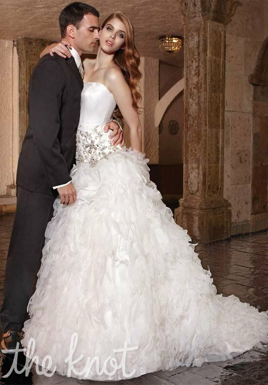 Impression Couture 11001 Ball Gown Wedding Dress