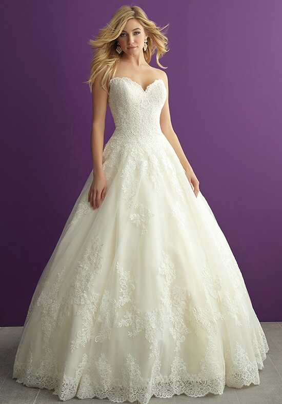 Allure Romance 2959 Ball Gown Wedding Dress