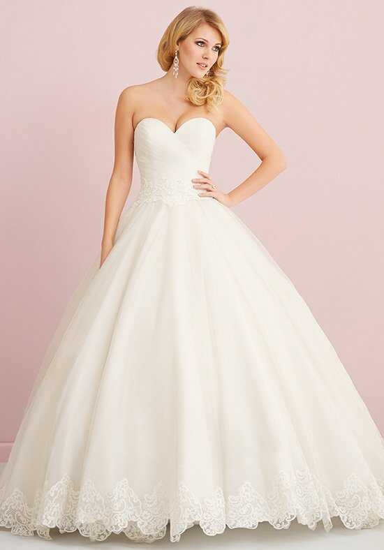 Allure Romance 2757 Wedding Dress photo