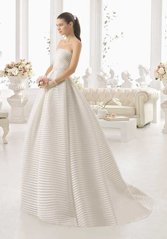 Aire Barcelona Cobre Ball Gown Wedding Dress