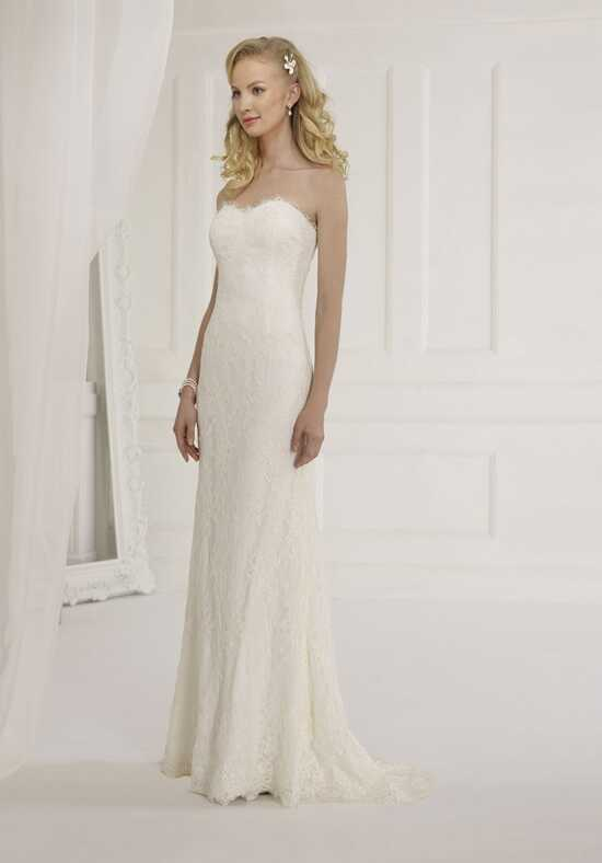Robert Bullock Bride Tessa Sheath Wedding Dress