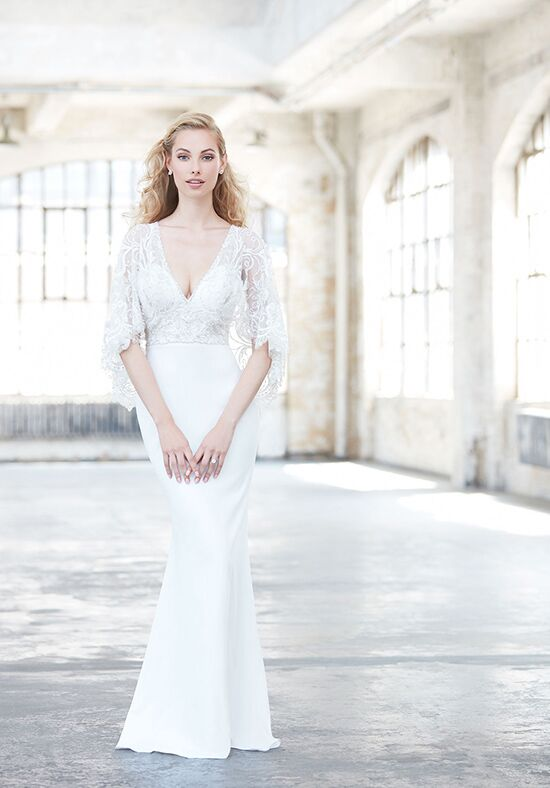 Madison James MJ315 Sheath Wedding Dress