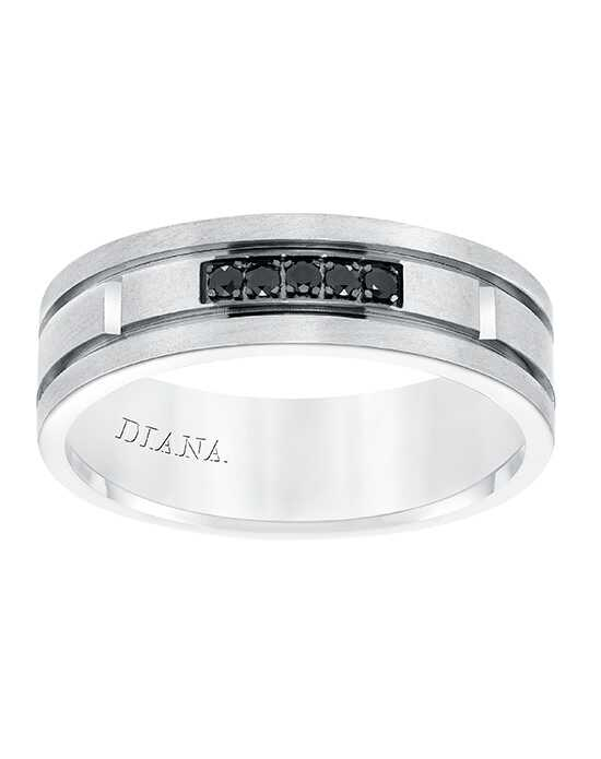 Diana 22-N8648W7-G.00 Platinum Wedding Ring
