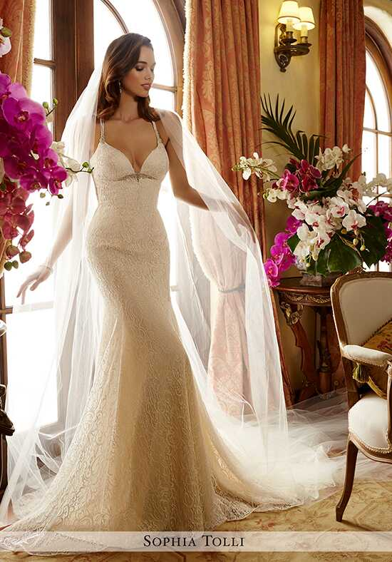 Sophia Tolli Y11718 Noelle Mermaid Wedding Dress