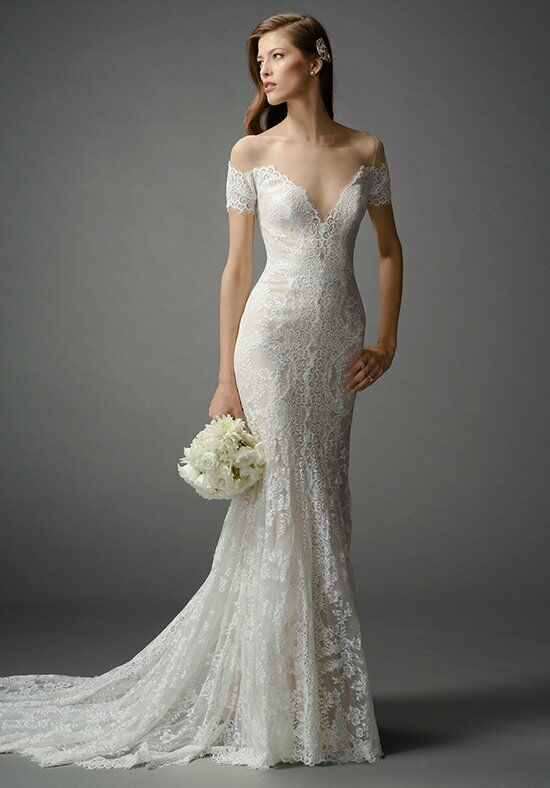 Watters Brides Mila 7014B Wedding Dress - The Knot