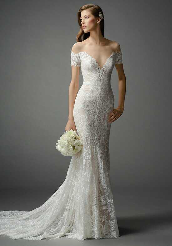 Watters Brides Mila 7014B Sheath Wedding Dress