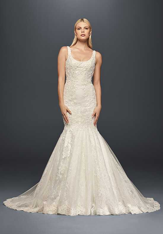 Truly Zac Posen at David's Bridal Truly Zac Posen Style ZP341712 Mermaid Wedding Dress