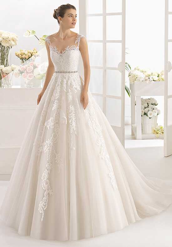 Aire Barcelona Cambridge A Line Wedding Dress