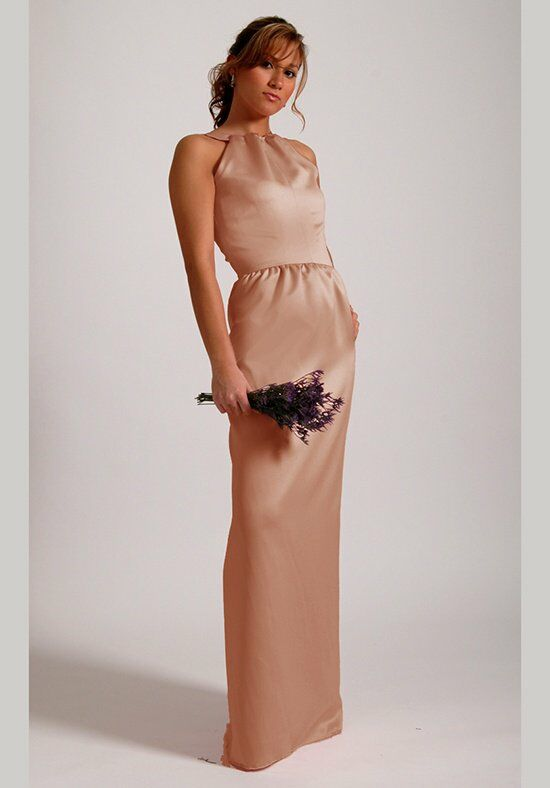 Elizabeth St. John Social Baylee Halter Bridesmaid Dress