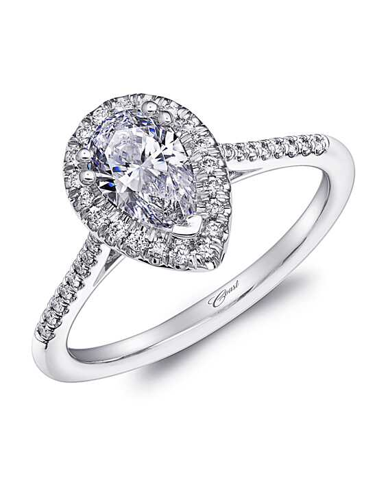 Coast Diamond LC5410-PRS Engagement Ring photo