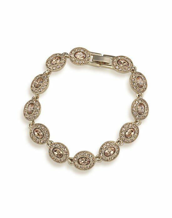 Carolee Jewelry B5540-5009 Wedding Bracelet photo