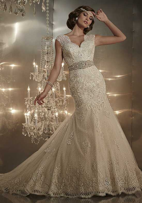 Christina Wu Brides Style 15568 Mermaid Wedding Dress