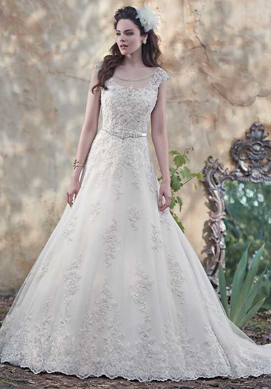 Maggie Sottero Morgan Ball Gown Wedding Dress