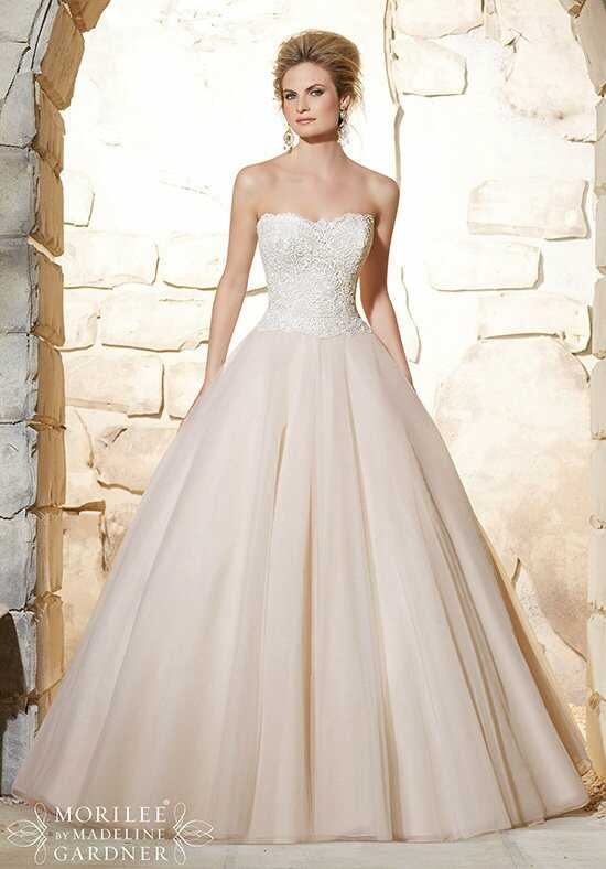 Morilee by Madeline Gardner 2777 Ball Gown Wedding Dress