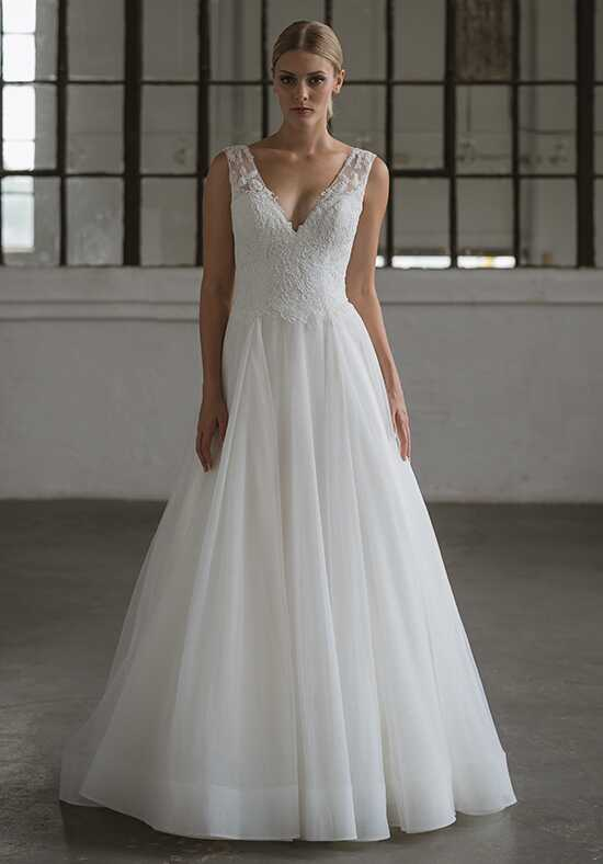 Lis Simon Ilana A-Line Wedding Dress