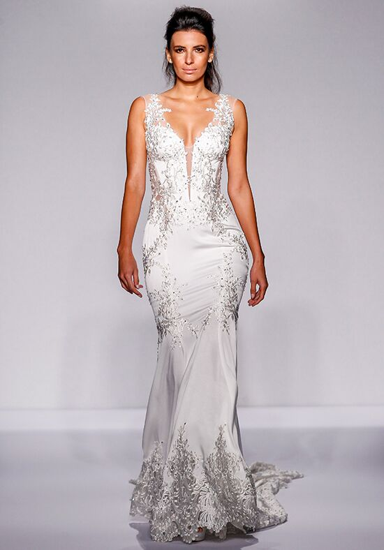 Pnina Tornai for Kleinfeld 4451 Mermaid Wedding Dress