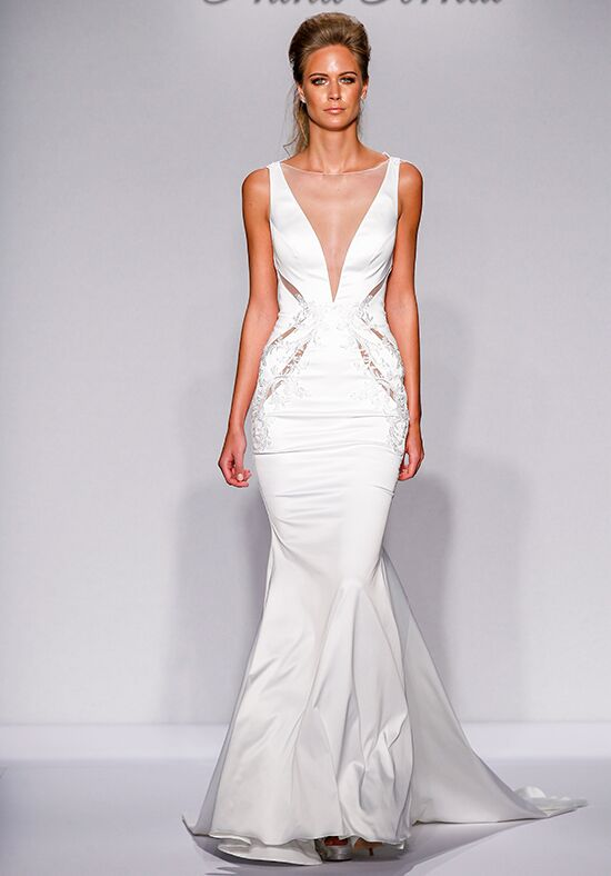 Pnina Tornai for Kleinfeld 4442 Mermaid Wedding Dress
