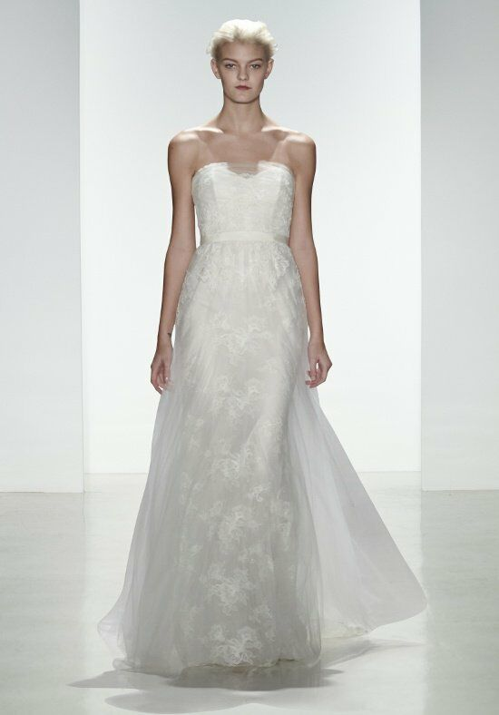 Christos T344 Lilly A Line Wedding Dress