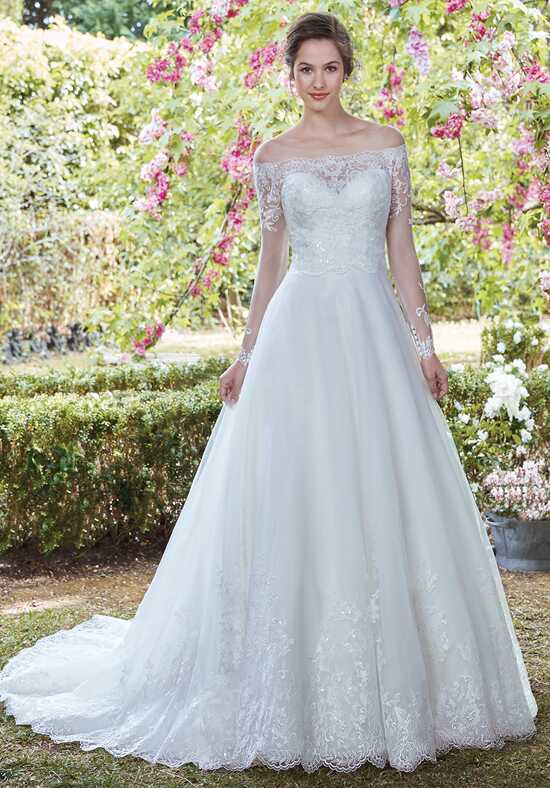 Rebecca Ingram Lenora Ball Gown Wedding Dress