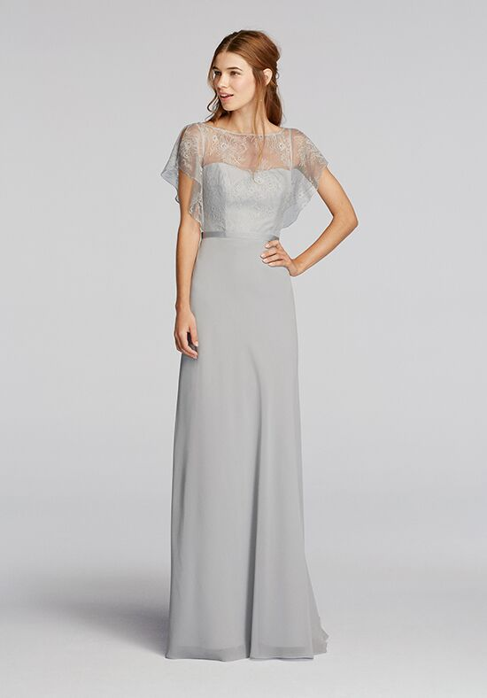 Wonder by Jenny Packham Bridesmaids Wonder by Jenny Packham Style JP291652 Illusion Bridesmaid Dress