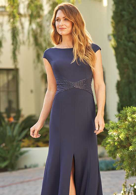 Jade J205058 Blue Mother Of The Bride Dress