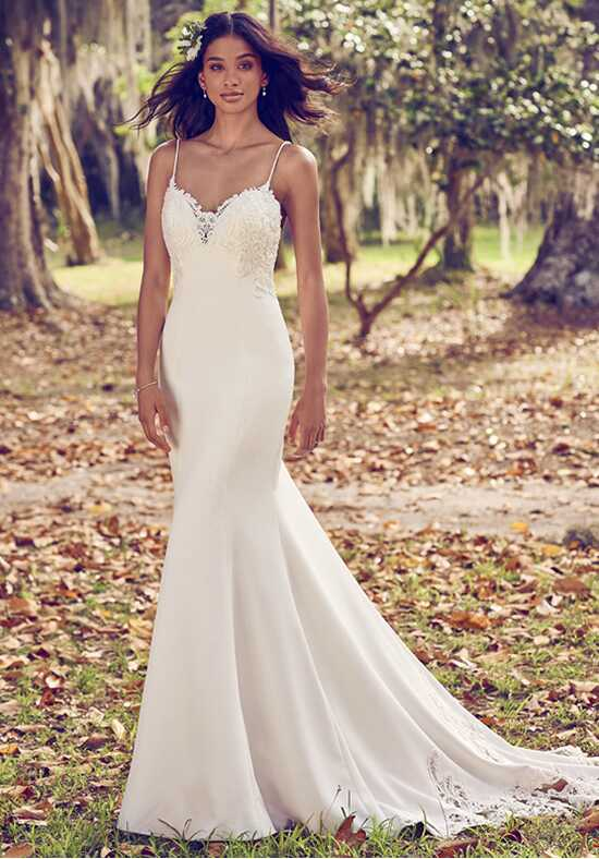 Maggie Sottero Zoey Sheath Wedding Dress