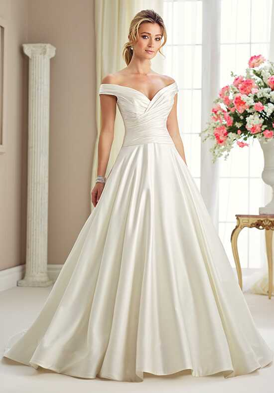 Enchanting by Mon Cheri 217119 Ball Gown Wedding Dress