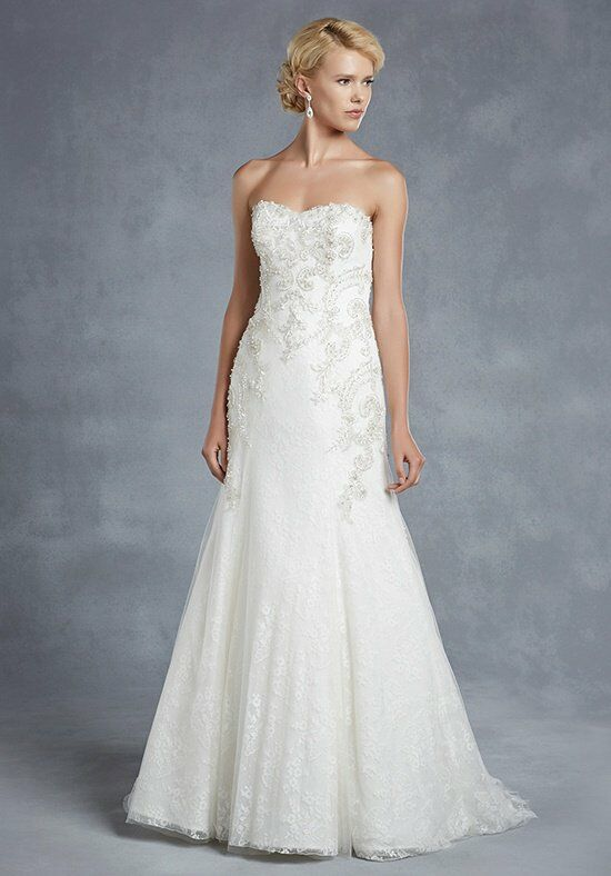 Blue by enzoani hawthorne wedding dress the knot for How do you preserve a wedding dress